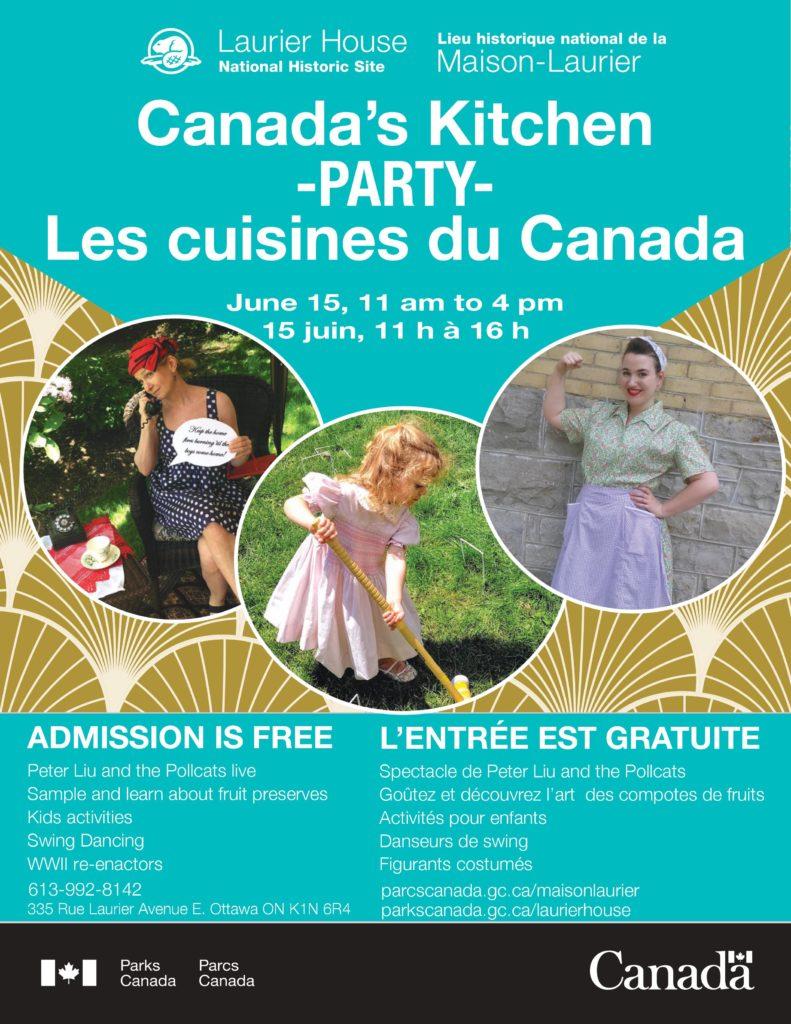 Fête des cuisines du Canada - CHC|CPC